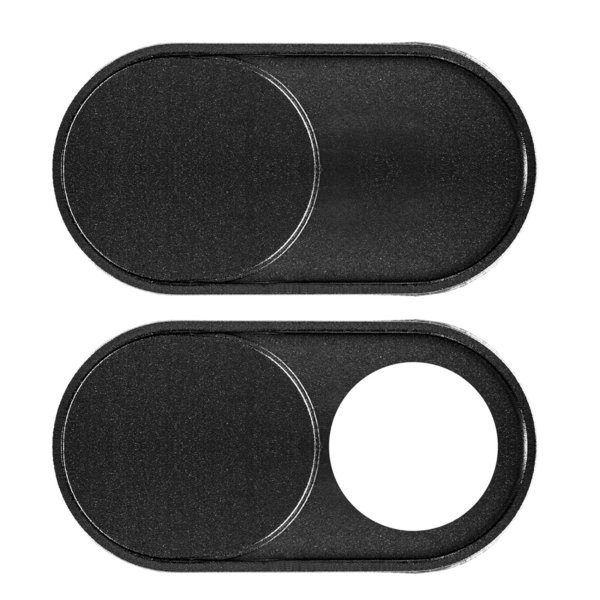 Webcam Cover for PC – Laptop - (black)